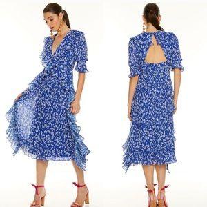 Talulah La Maison Mediterranean Minx Midi Dress